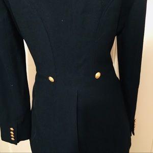 Lauren Ralph Lauren Jackets & Coats - Lauren Military Vintage Blazer -4 Navy USA ,